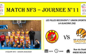 Match NF3 à l'affiche ce Weekend